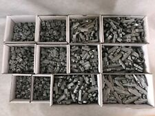 ASSORTED KNOCK ON WHEEL WEIGHTS FOR ALLOY AND STEEL WHEELS QTY 160