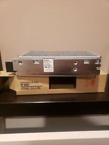 Cosel R100U-12 Power Supply,12V 8.5A,100-120Vac R100 Brand new