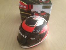 Casque Helmet Raikkonen F1 Lotus 2013 Bell 1/2