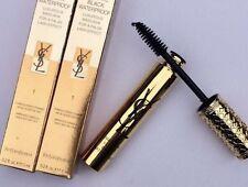 NEW YSL Yves Saint Laurent Volume Waterproof Luxurious Mascara Black - UK Stock