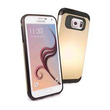 Étuis, housses et coques dorés pour téléphone mobile et assistant personnel (PDA) Samsung
