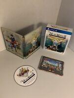 NI NO KUNI II 2 REVENANT KINGDOM Premium Steelbook Diorama CD Box(No Game Disc)