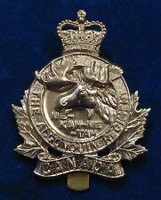 CANADA QC Canadian Armed Forces ALGONQUIN Regiment metal cap badge