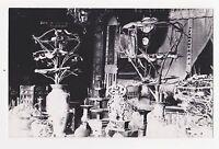 RPPC,Penang,Malaysia,Southeast Asia,Snake Temple,Interior,c.1909