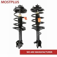 Pair Front Quick Complete Struts Shocks Absorbers For 99-04 Honda Odyssey