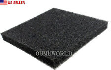 Bio Sponge Filter Media Pad Cut-to-fit Foam for Aquarium Fish Pond Reef Canister