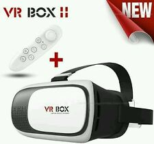 COMBO OFFER 3D VR BOX 2.0 Virtual Reality Headset plus VR Remote at lowest rate