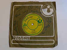 """THE MOVE : Tonight / Don't mess me up  7"""" 1971 GB issue HARVEST HAR 5038 LYNNE"""