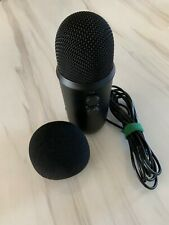 Blue Microphones Yeti Professional USB BLACKOUT-No Stand-slightly used