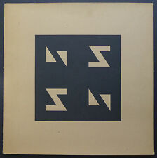 Imre Kocsis - Portfolio 6 Sérigraphies - Basel 1973 - Panderma -