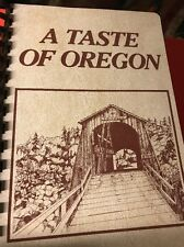 Eugene OR 4`7`A TASTE OF OREGON: JUNIOR LEAGUE OF EUGENE;  Seafood