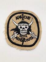 Vtg Vietnam Apache Aeroscouts 7th Sqn 1st Cavalry Air Attack Patch