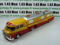 PIN22B + PIN23B 1/43 IXO CIRQUE PINDER SEMI-REMORQUE Tracteur Assomption