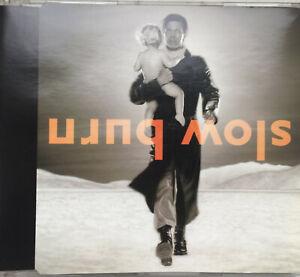 David Bowie | Slow Burn (Lead-Single Heathen) | Single-CD ℗©2002 ISO (Art-)Rock