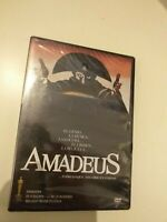 Dvd  Amadeus un genio ....8 oscars ( precintado nuevo )