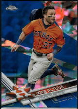 2017 Topps Chrome Sapphire Edition - Pick A Player - Cards 501-700