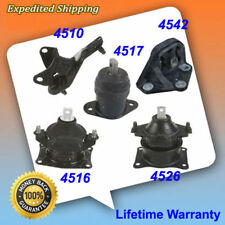For 03-07 Honda Accord 2.4L Engine Motor & Trans. Mount Set 5PCS Auto Trans.M556