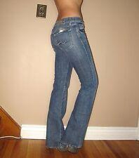 Seven 7 For All Mankind $169 Original Bootcut Jeans Light-Medium Vintage 24 00