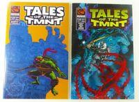 MIRAGE Studios TALES OF THE TMNT (2004) #10 16 NM (9.4) LOW PRINT RUN Ships FREE