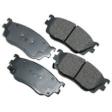 FRONT BRAKE PADS for MAZDA 626 1998-02 PROTEGE 2003 Premium Front Brakes