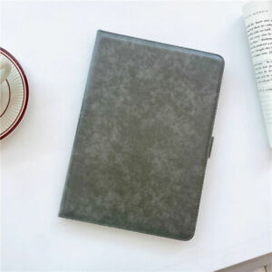 PU Leather Case Cover For iPad 5 6 7 8th Gen Mini Air 10.9 Pro 9.7 10.5 11 12.9