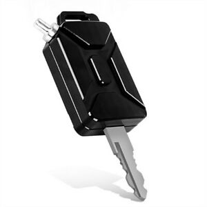High-Quality 3D CNC Oil Tank Shape Motorcycle Key Cover Keychain