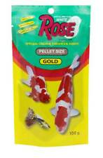 Special Colour Enhancer Added  Fish Food White Rose 100 g