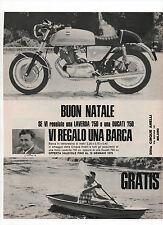 Pubblicità 1972 MOTO MOTOR LAVERDA 750 old advertising werbung publicitè reklame