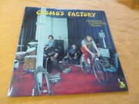 Creedence Clearwater Revival Cosmo`s Factory   UK Liberty Orig.  Vinyl:/Cover:ex