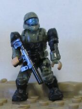 HALO Green ODST f/ Ann. Troop Pack Mega Bloks megabloks blocks s-SMG construx
