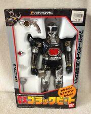 "Bandai Beetle Borg Fighter 1995 DELUXE BLACKBEET BLACK BEET 12"" Action Figure"
