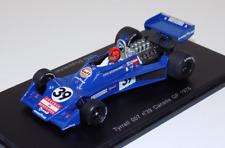 Tyrrell 007 GP Canada  1976 O.Stuppacher S1649 1/43 Sparkmodel