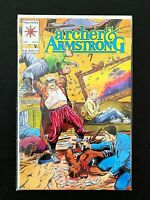 ARCHER AND ARMSTRONG #7 VALIANT COMICS 1993 NM+ (ARCHER & ARMSTRONG)