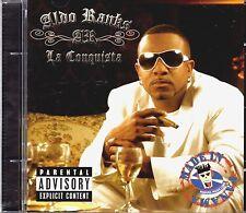 """ALDO RANKS - """" LA CONQUISTA"""" - USED CD"""