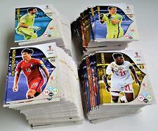 Panini Adrenalyn XL WM 2018 Russia/ 100 verschiedene TEAM MATE-Cards dt. Auflage
