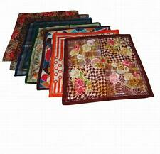 Lot of 50 Pieces - Silky Smooth Assorted Women's Scarf Bandanas – Made in Italy