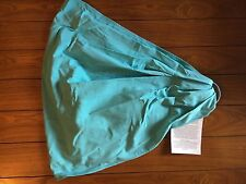 New Handmade USA Baby Wrap Ring Sling Baby Carrier Maya Turquoise Blue 1
