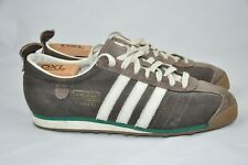 Adidas Originals Chile 62 Shoes Brown Leather Mens US 9 1/2 UK10
