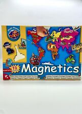 Magnetics - Magnetspiel mit 4 Themen
