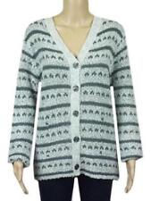H&M Grey Long Sleeve Jumpers & Cardigans for Women