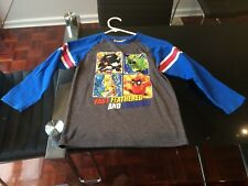 Angry Birds Long sleeved  T-shirt children's size 6