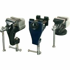 3 Watchmakers Bench Movement Holder Clamp On Table Vise Watch Repair Tool Tools