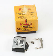 PARALLAX CORRECTION FINDER (NON-RANGEFINDER) KODAK 35 CAMERAS, BOXED/cks/194846
