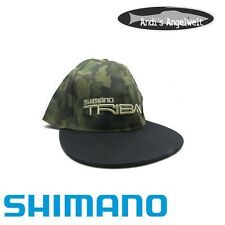 Shimano Tribal Camou Cap - Tarnmütze - Anglermütze