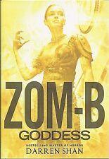 ZOM-B GODDESS #12 ZOM B Darren Shan NEW Hardcover HORROR Zombie ZOMBIES Book