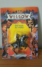 Willow Action Figure - Princess Sorsha and Horse, Rare in UK
