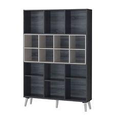 Scandinavian Display Shelves Storage Bookshelf / Multi Function Cabinet