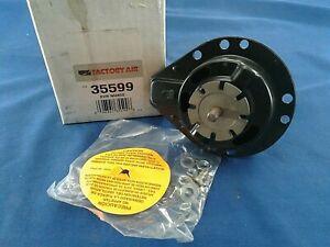 Factory Air 4 Seasons Radiator Fan Motor 35599 M6852 Buick Chevy Pontiac + 80-84