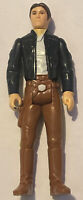 1980 Star Wars Han Solo Bespin Action Figure - Made In Hong Kong