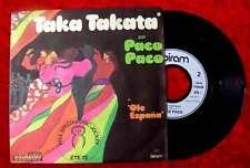 Single Paco Paco: Taka Takata